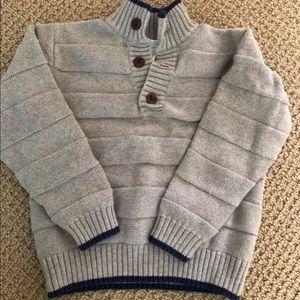 Janie and Jack sweater in EUC. Boys size 5